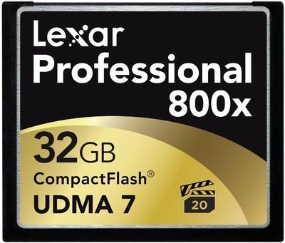 Lexar Compact Flash 32 GB