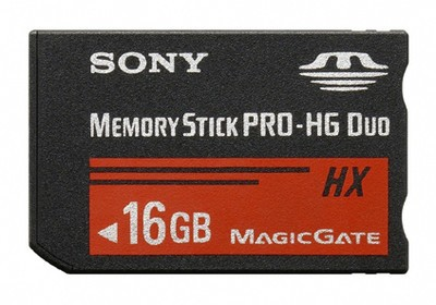 Sony PRO-HG Duo HX 16 GB Memory Stick