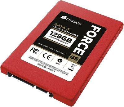 Corsair Force Series GS 128 GB SSD Internal Hard Drive
