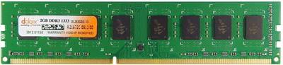 Dolgix Unbuffered DDR3 2 GB PC (DLR2GD3-13)