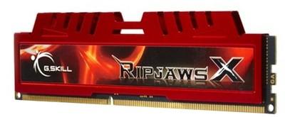 G.Skill RipjawsX DDR3 8 GB (2 x 4 GB) PC DRAM (F3-12800CL9D-8GBXL)