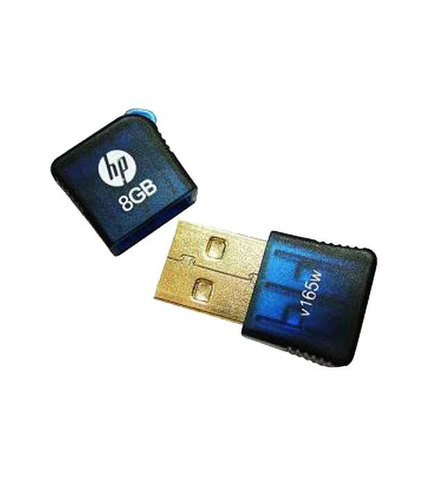 HP PEN DRIVE 8GB V165W
