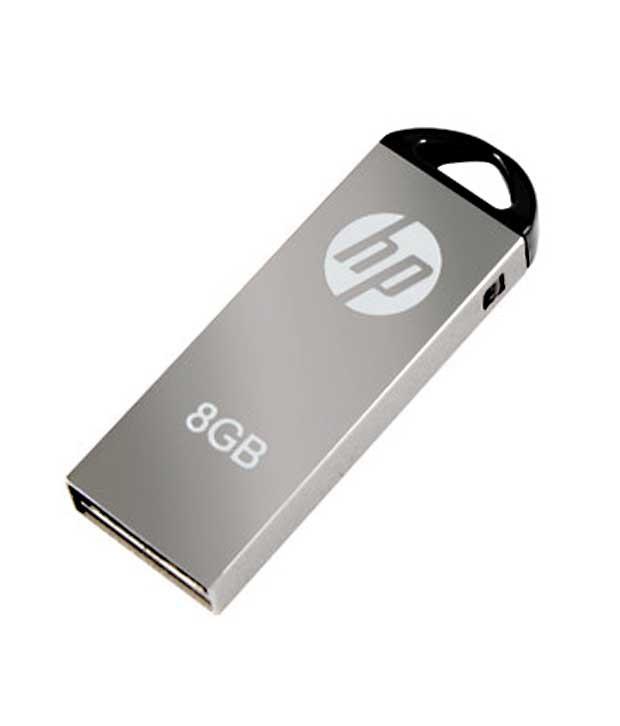 HP V220 Pen Drive (8GB)
