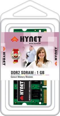 Hynet Genext Memory Module DDR2 1 GB Laptop (HJAN15010)