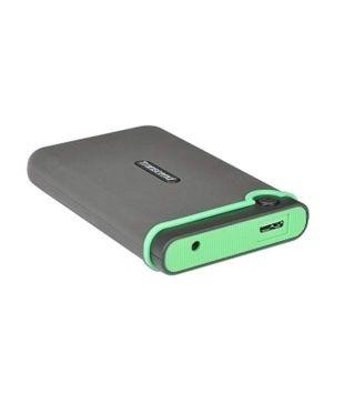 Transcend StoreJet 25M3 USB 3.0 500 GB Portable Hard Disk