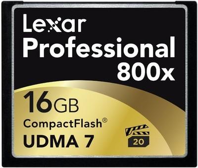 Lexar Compact Flash 16 GB