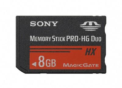 Sony SD 8 GB