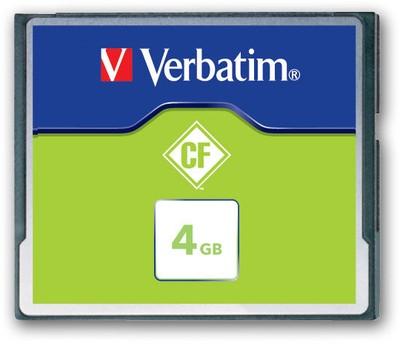 Verbatim Compact Flash 4 GB