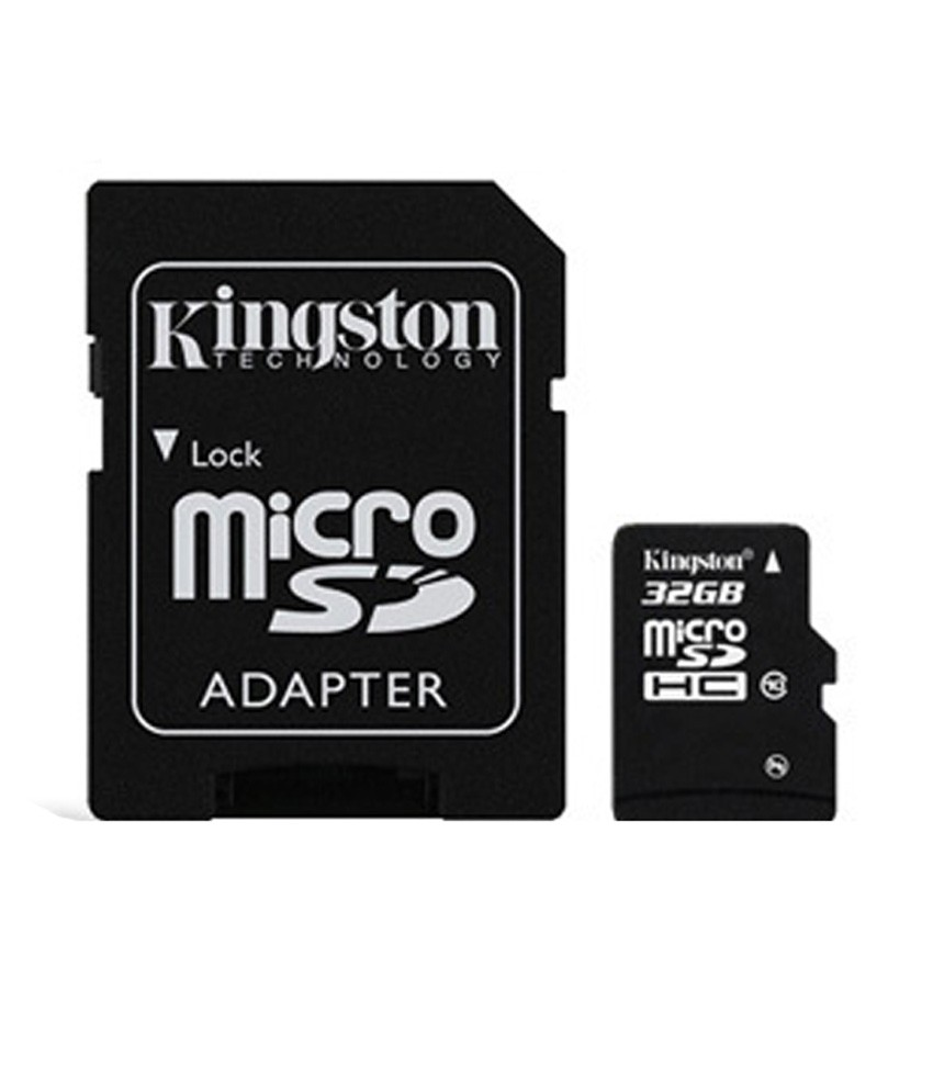 Kingston 32 GB Micro SD Card Class 10