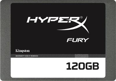 Kingston HyperX FURY 120 GB Laptop Internal Hard Drive (SHFS37A/120G)