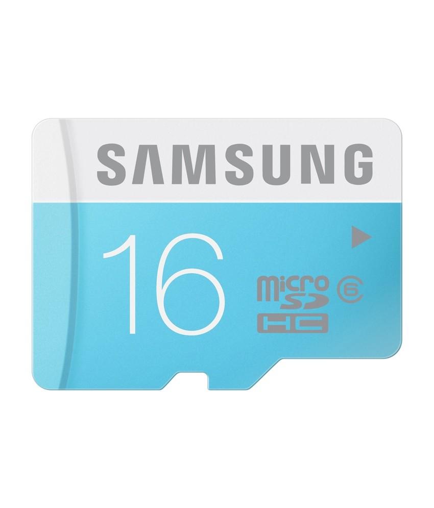 Samsung 16GB MicroSDHC Class 6