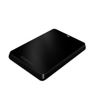 Toshiba Canvio Basics 1 TB Hard Disk (Black)