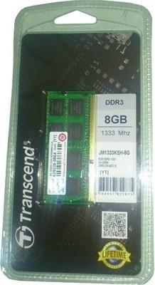 Transcend JetRam DDR3 8 GB Laptop DRAM (JM1333KSH-8G)