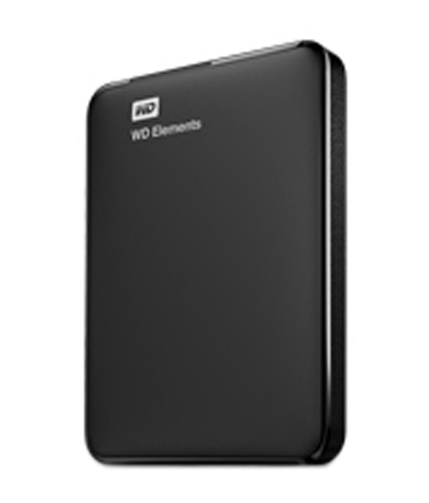 WD Elements 2.5 inch 500 GB External Hard Drive