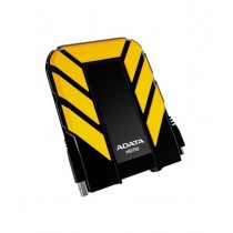 ADATA DashDrive HD710 1 TB External Hard Disk (Black-Yellow)