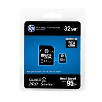 HP 32GB MICRO SD CARD Upto 95MB/s (Class 10)