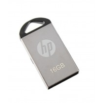 HP V 221 W 16 GB PEN DRIVE (METALLIC SILVER)