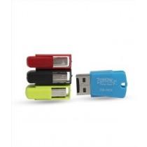 Zebronics ZEB-28CR(Blue) Micro SD/TF Card Reader