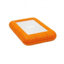 Lacie 1 TB External Hard Disk Orange