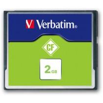 Verbatim Compact Flash 2 GB