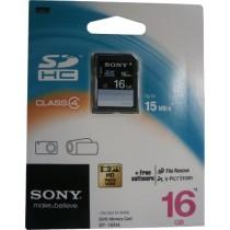 SONY SDHC 16 GB CLASS 4