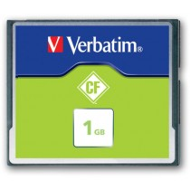 Verbatim Compact Flash 1 GB