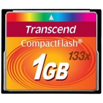 Transcend Compact Flash 1 GB 133X