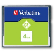 Verbatim Compact Flash 4 GB
