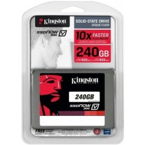 Kingston V300 240 GB Desktop Internal Hard Drive (SSDNOW SV300S37A)