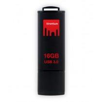 STRONTIUM JET 16GB 3.0 PEN DRIVE (BLACK)