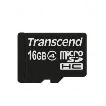 Transcend MicroSD Card 16GB Class 4