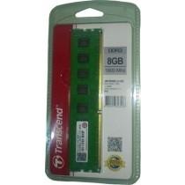 Transcend JetRam DDR3 8 GB PC DRAM (JM1600KLH-8G)