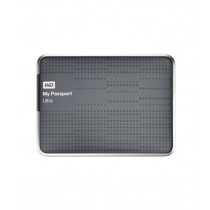 WD My Passport Ultra 1TB Portable External Hard Drive (Titanium)