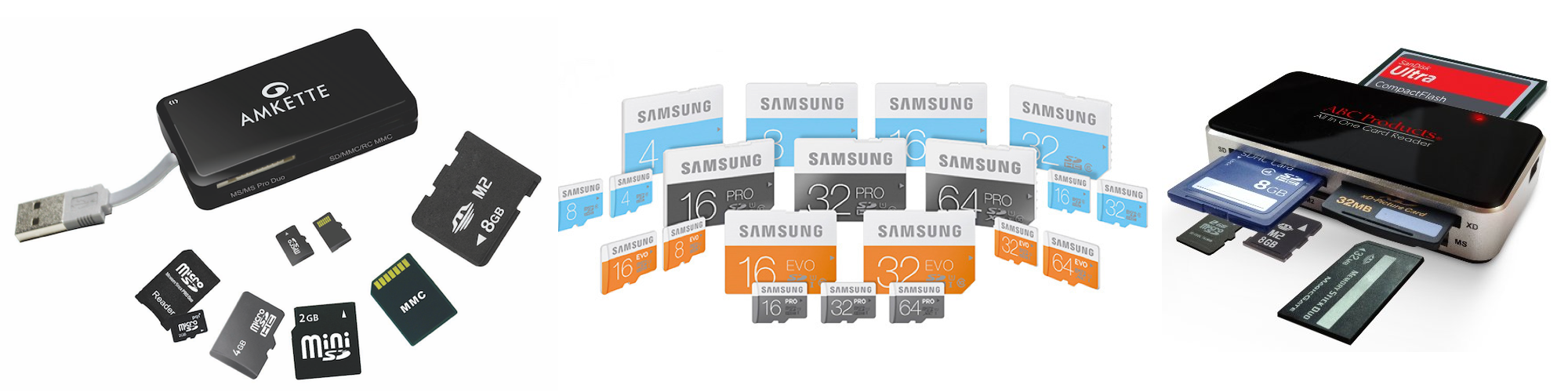 storage devices for gadgets